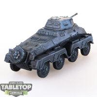 Bolt Action - Sd.Kfz 231 (8-Rad) Armoured Car - bemalt