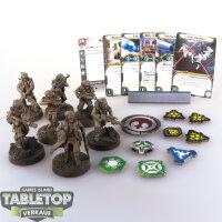 Star Wars: Legion - 7 Rebellentruppen - teilweise bemalt