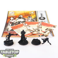 Guild Ball - The Butchers Guild - Starter mit 3...