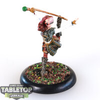 Guild Ball - Alchemists Guild - Virtriol - bemalt