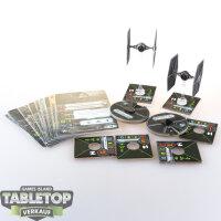 Star Wars X-Wing: 2 TIE Fighter (1. Edition) - Deutsch