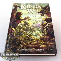 Kings of War - Regelbuch (1te Edition) - Englisch