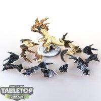 Hordes - Legion of Everblight - Scythean - gut bemalt