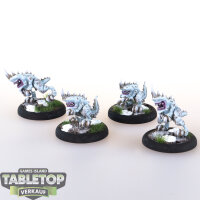 Hordes - Legion of Everblight - 4 Shredder - gut bemalt