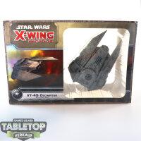 Star Wars X-Wing: VT-49 Decimator (1. Edition) - Deutsch