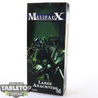 Malifaux - Large Arachnids - unbemalt