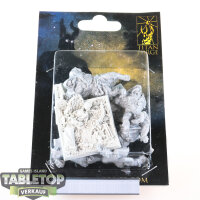 Titan-Forge Miniatures - 3 Flesh Reapers Blister
