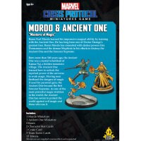 Marvel Crisis Protocol: Mordo & Ancient One - Englisch