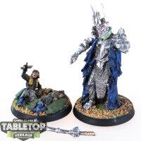 Herr der Ringe - Sauron, der Dunkle Herrscher - bemalt