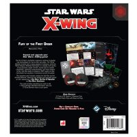 Star Wars: X-Wing 2. Edition - Fury of the First Order...