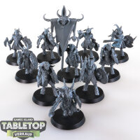 Beasts of Chaos - 10 Gors - unbemalt