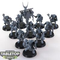 Beasts of Chaos - 10 Ungors - unbemalt
