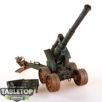 Death Korps of Krieg - Heavy Artillery Carriage with...