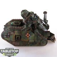 Death Korps of Krieg - Imperial Bombard - gut bemalt