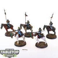 Death Korps of Krieg - 5 Death Rider - gut bemalt