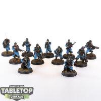 Death Korps of Krieg - 10 Death Korps of Krieg Infantry -...