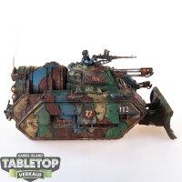 Death Korps of Krieg - Hellhound - gut bemalt