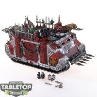 Chaos Space Marines - Chaos Rhino - gut bemalt